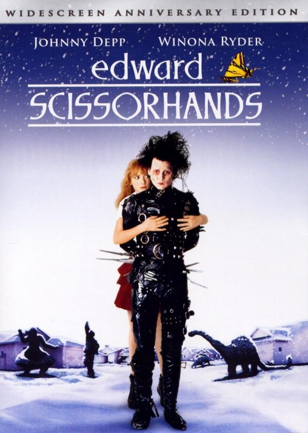фильм эдвард руки ножницы смотреть онлайн бесплатно в хорошем качестве:
